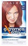 Clairol Nice'n Easy Extreme-n-Easy Hair Colour, Flame Red 7RR by Nice'n Easy