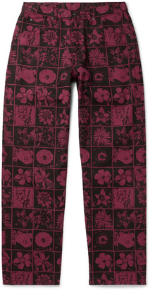 Iggy Printed Denim Jeans