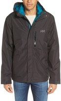 Helly Hansen 'Squamish' 3-in-1 Water Repellant Hooded Jacket