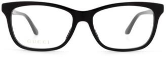 Gucci Square Framed Glasses
