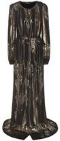 Roberto Cavalli Printed Gown