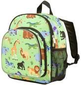 Wildkin Olive Kids Wild Animals Pack 'n Snack Backpack - Kids