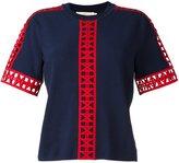 Tory Burch 'Rose Mary' T-shirt