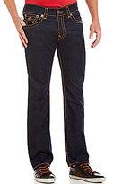 True Religion Ricky Straight-Leg Denim Jeans