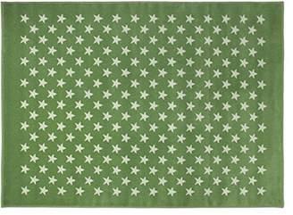 Lorena Canals Estrellitas Acrylic Rug (Green)