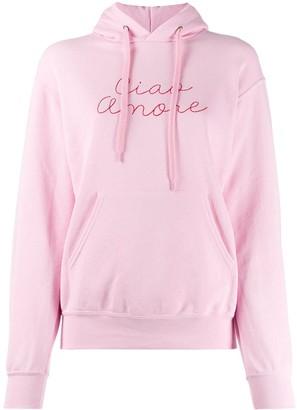 Giada Benincasa Ciao Amore hoodie