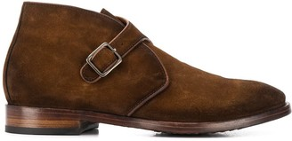 Officine Creative Princeton buckled monk shoes