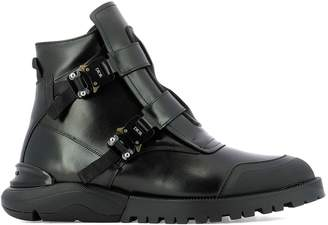 Christian Dior Strapped Ankle Boots