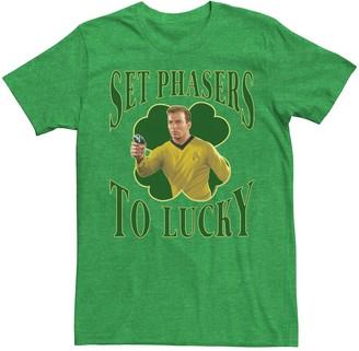 Men's Star Trek St. Patrick's Day Tee