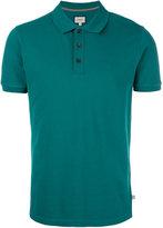 Armani Collezioni classic polo shirt - men - Cotton/Spandex/Elastane - XL