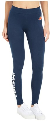 Ellesse Solos 2 Leggings (Navy) Women's Clothing