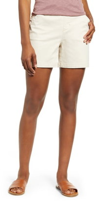 Jag Jeans Gracie Cotton Blend Shorts