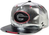 Zephyr Georgia Bulldogs Gridiron Snapback Cap