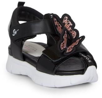 Sophia Webster Baby Girl's, Little Girl's & Girl's Riva Butterfly Ankle Strap Sandals