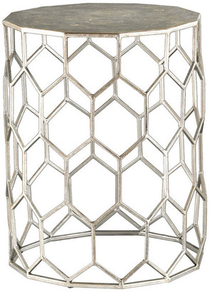 Southern Enterprises Stephany Metal Accent Table