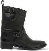 Belstaff Bedford leather boots