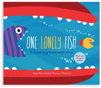 LONELY One Fish Book