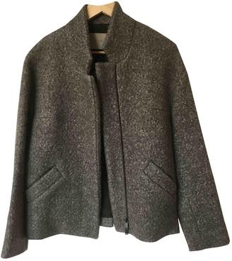 Christian Wijnants Green Wool Jackets