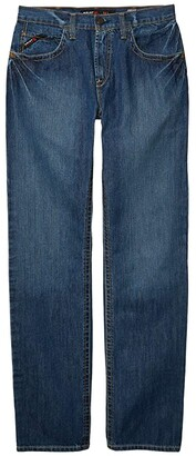 Ariat FR M3 Basic Stackable Straight Leg Jeans in Flint (Flint) Men's Jeans