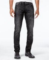 GUESS Men's Slim-Fit Tapered Stretch Jeans