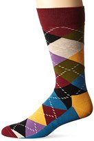 Happy Socks Men's 1 Pack Unisex Combed Cotton Crew