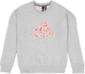 adidas Cotton Sweatshirt, 7-15 Years