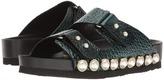Suecomma Bonnie - Jewel Detailed Flat Sandal Women's Sandals