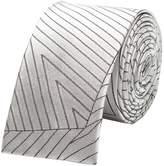 Versace Men's Medusa Logo Silk Neck Tie A9649-0001