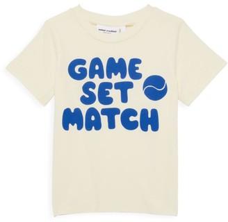 Mini Rodini Little Kid's & Kid's Game Set Match T-Shirt