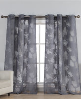 """Kensie CLOSEOUT! Home Aster Sheer Burnout 44"""" x 84"""" Panel"""