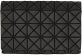 Bao Bao Issey Miyake Black Geometric Card Holder