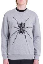 Lanvin Embroidered Spider Sweatshirt