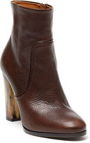 Ralph Lauren Halita Vachetta Leather Boot