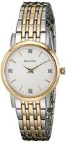 Bulova Diamonds - 98P115 Dress Watches