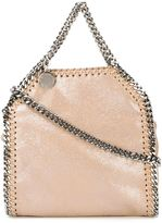 Stella McCartney tiny 'Falabella' tote - women - Polyester/Metal (Other) - One Size