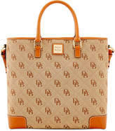 Dooney & Bourke Signature Quilted Chelsea Shopper, Created for Macy's