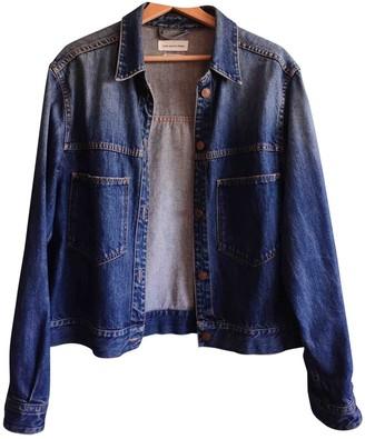 Etoile Isabel Marant Navy Denim - Jeans Jackets