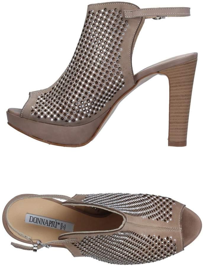 Donna Più Sandals - Item 11329146