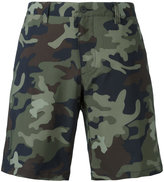 Polo Ralph Lauren camouflage print shorts - men - Polyester/Spandex/Elastane - 32