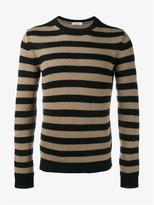 Valentino Striped Cashmere Jumper