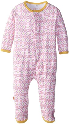 Magnificent Baby Girl's Marrakesh Long Sleeve Burrito Plus Pants Set