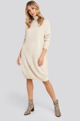 Trendyol Turtleneck Knitted Dress