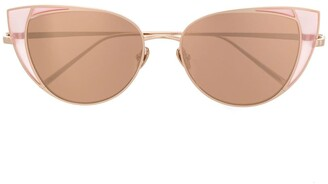 Linda Farrow 855 C6 sunglasses