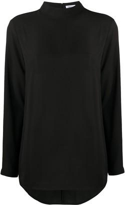 Filippa K Macy mock neck blouse