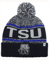 Top of the World Tennessee State Tigers Acid Rain Pom Knit Hat