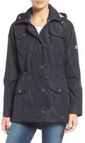 Barbour Women's Trevose Waterproof Hooded Jacket