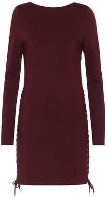 McQ Lace-up dress