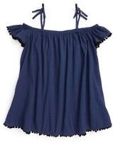 Milly Minis Girl's Eden Cover-Up Dress