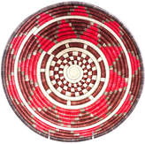 "All Across Africa 12"" Thousand Hills Basket - Red"