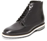 WANT Les Essentiels Montoro High Derby Boots